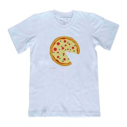 Camiseta Pizza | Adulto