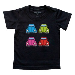 Camiseta Beetles | Infantil